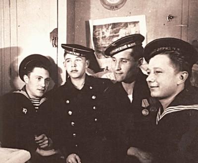 1 Юнги Военно-Морского Флота Блог писателя Сергея Синенко Защита Отечества